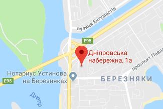 Нотаріус у Дніпровському раойні Києва Гудим Ольга Леонідівна