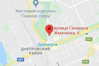 Нотариус в Днепровском районе Киева Аврамец Светлана Павловна
